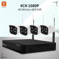4 Channel WiFi NVR Kit 1080P