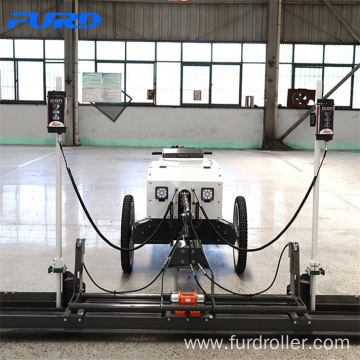 Walk Behind Laser Concrete Screed Floor Finishing Machine