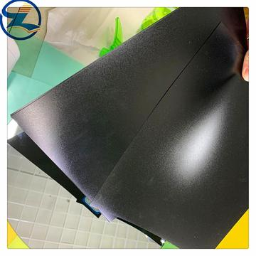 PS plastic sheet for thermoforming