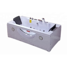 Whirlpool Spa Rectangulaire Massage Bathtub