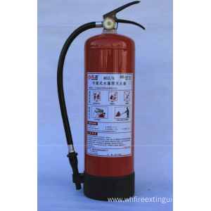 6L Water-based Fire Extinguisher for Sale