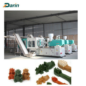 Injection Molded Pet Dog Treat Making Machine