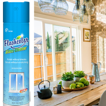 cheap household cleaner spray for glass cleaning spray