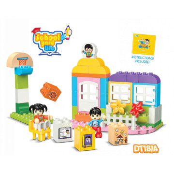 Educational Children New Building Blocks Toy
