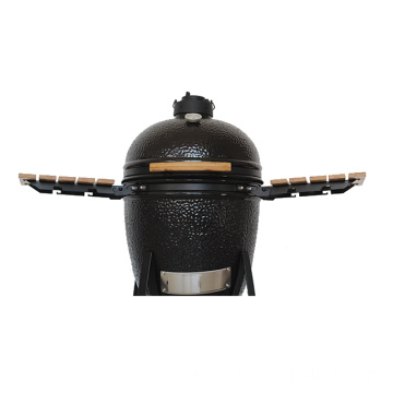 China Manufacturing  Kamado bbq Grill for Smoker