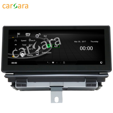 Intelligent Motor Monitor for Audi Q3 2013 to 2018