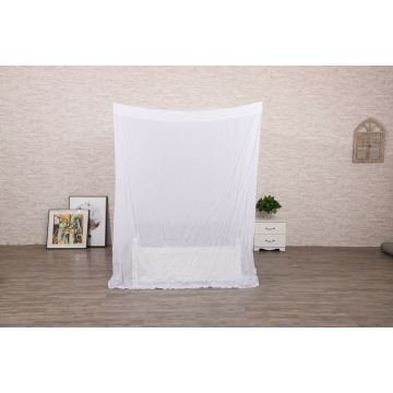 Eco Friendly 100%Cotton Box Mosquito Net