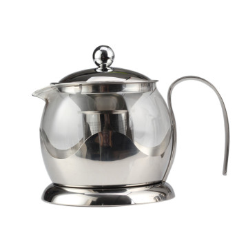 Teapot 4-Cup Tea Infuser (Stainless Steel)