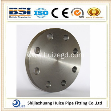 B16.5 type RF Black painted blind flange