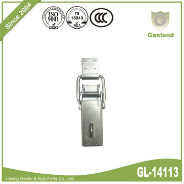 Spring Loaded Toggle Latch Catch Clamp Clip
