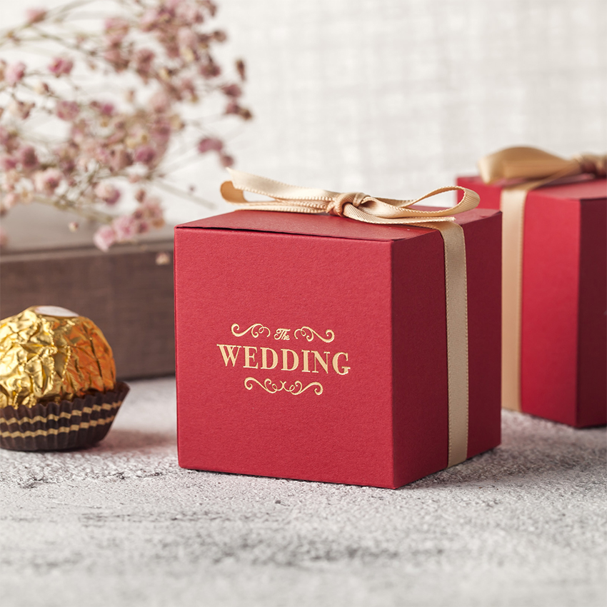 Wedding Candy Box 3 2