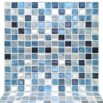 Home Mosaic Self Adhesive backsplash Kitchen Tile Sticker
