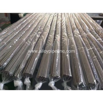 Nickel Alloy Tube Alloy 600 N06600 Bright Annealed