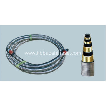 Anti-flaming & Fire-resistance Rubber Pipe