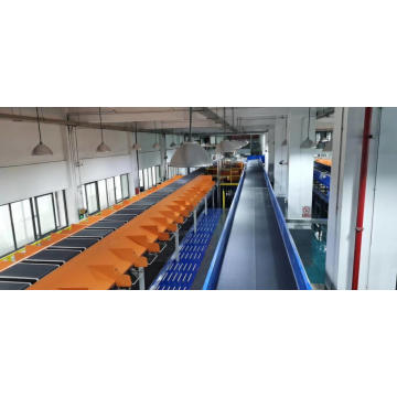 Cross-belt Sorting Machine Vertical