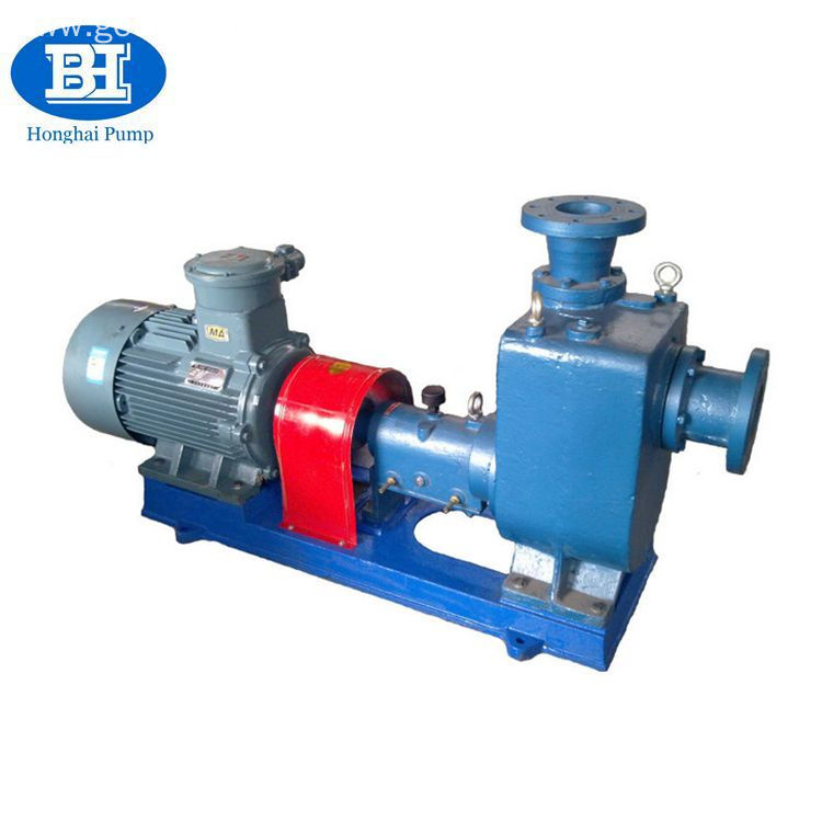 Electric kerosene oil  priming centrifugal pump