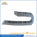CNC Steel Cable Drag Chain Safe Service Life