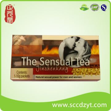 The Herbal Sensual Tea