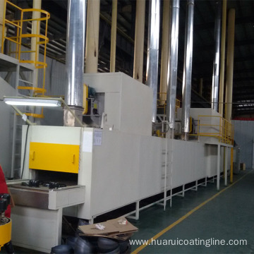 China popular aluminum coating machine