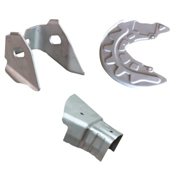 The metal parts fabrication