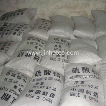 Aluminium Sulfate Dodecahydrate For Sewage Treatment