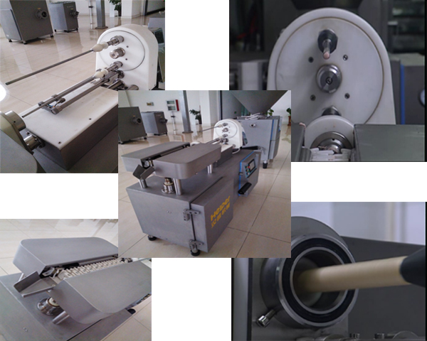 filler and high twisting machine