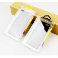 fancy printing plastic mobile phone case packaging