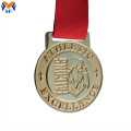 Personalized custom 3d diecast medals