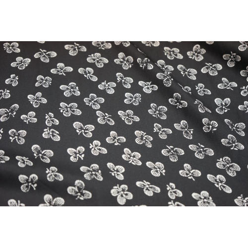 Polyester 50D Sea Island Hammered Satin Fabric
