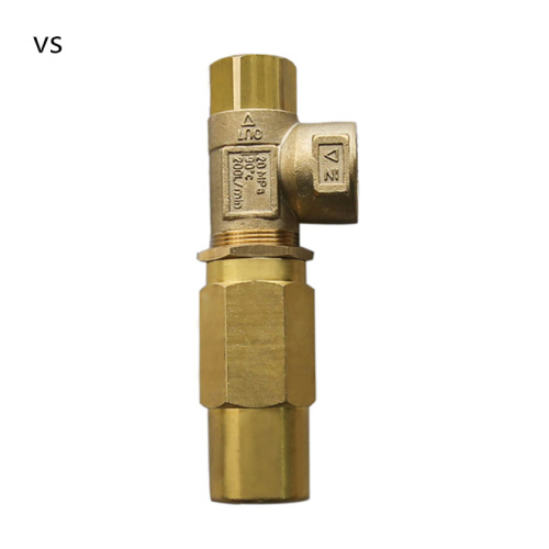 PA VS Safety Valve