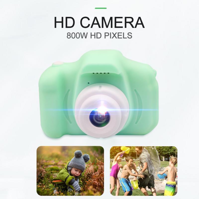 "Kids Children 1080P Digital Camera 2.0"" LCD HD Mini Camera Perfect Boy Or Girl Gift Christmas Present"