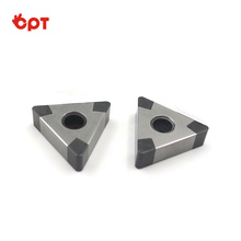 Durable PCBN turning insert PCBN milling cutter