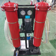 LYC-63B Portable Oil Filtration FIlters Housing
