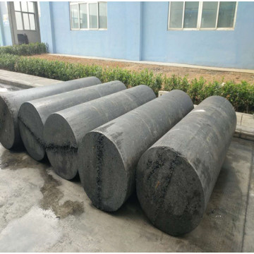 Length 2400mm diameter 150mm RP Graphite Electrode