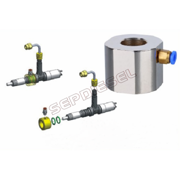 Fuel Injector Backflow Kit for Bosch Denso Caterpillar