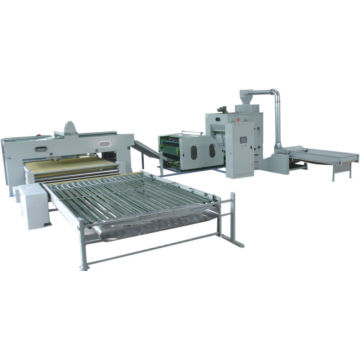 bedding production line