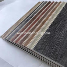 Light and Dark Wood Color SPC Flooring