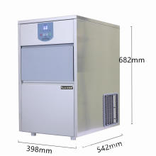 Commercial Bullet Shape Ice Maker Machine