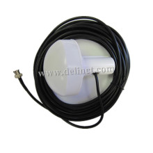 GPS&BeiDou Mushroom Head Timing Antenna with BNC