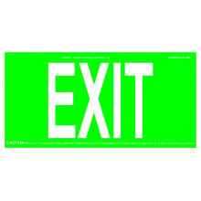 TANDA EXALGLOW EXIT 75FT & 50FT