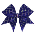 Handmade Square Shape Matching Cheer Bows