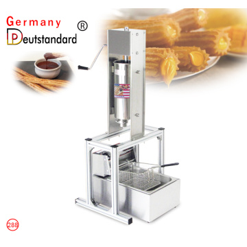 Electric Donut  Churros Machine Deep Fryer