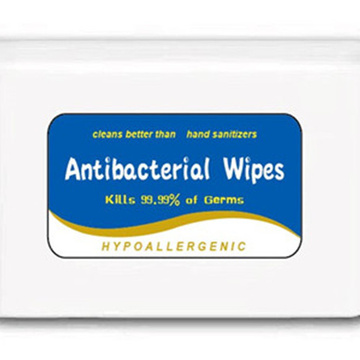 99.9% Antibacterial Wet Wipes Disinfect