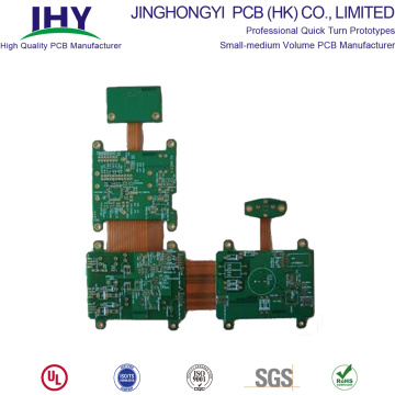 4 Layer FPC FR4 Flex Circuit Board Flexible PCB