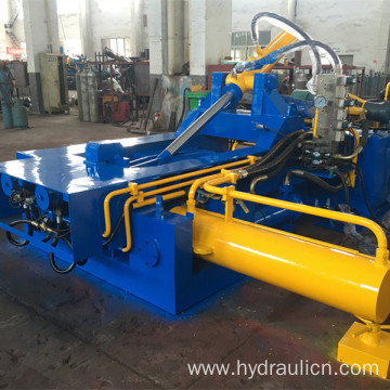 Automatic Hydraulic Waste Stainless Steel Baler Machine