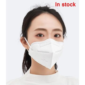 Disposable surgical medical KN95 face mask