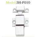 High quality zinc alloy flush bolts lock