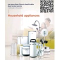 Shipping of household appliances to Saudi Arabia