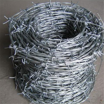 galvanized barbed wire weight per meter