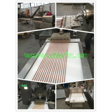 Dog Application Meat Stick Meat Strip Processing Line